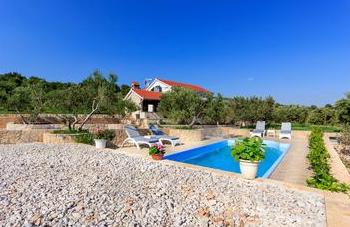 dovolená Chorvatsko vily